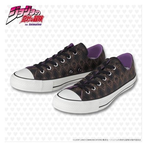 Converse All Star 100 OX Jojo's Bizarre Adventure (Kira Yoshikage ...