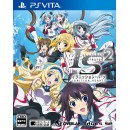 PSV Is Infinite Stratos 2 Ignition Hearts