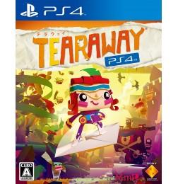 PS4 Tearaway
