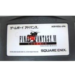 GBA Final Fantasy VI Advance