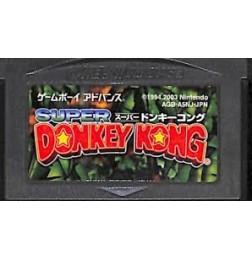 GBA Super Donkey Kong
