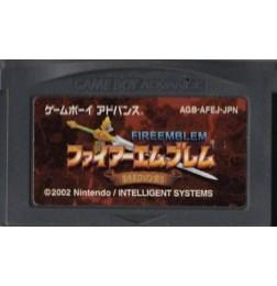 GBA Fire Emblem : Fuuin no Tsurugi