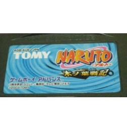 GBA Naruto : Konoha Senki