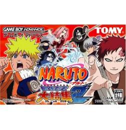 GBA Naruto Saikyou Ninja Daikessyu 2