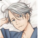 Yuri !! on Ice - Victor Nikiforov Pillow Cover