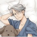 Yuri !! on Ice - Victor Nikiforov Oyasumi Futon Cover
