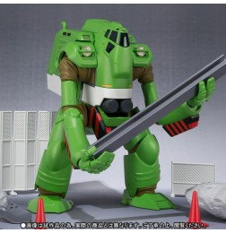 Patlabor - Robot Damashii (side LABOR) Tyrant 2000 & Construction Scene Set