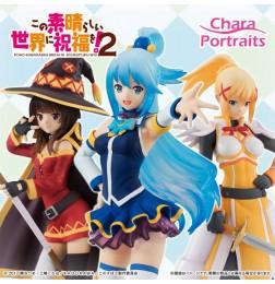 Chara Portraits Kono Subarashii Sekai ni Shukufuku o! 2