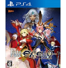 PS4 Fate/EXTELLA