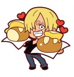 One Piece - Mogu Mogu Mascots Sanji's Kitchen - Brunch - (box of 6)