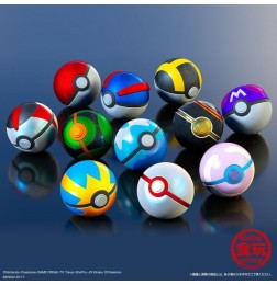 Pocket Monsters Ball Collection Special