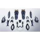 Macross Delta - Super Parts Set for DX Chogokin VF-31F Siegfried (Messer Ihlefeld Use)