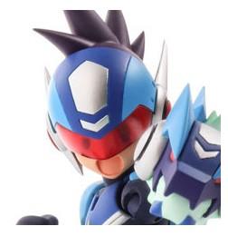 Ryuusei no Rockman (Megaman Star Force) - Shooting Star Rockman