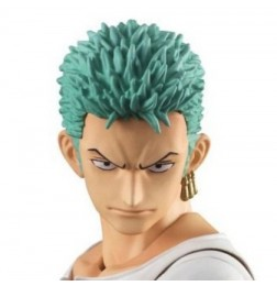 One Piece - Variable Action Heroes Roronoa Zoro PAST BLUE ver.