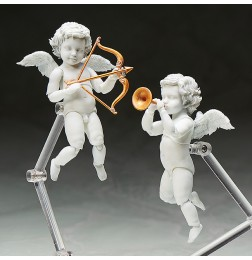 The Table Museum - Figma Angel Statues