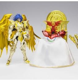 Saint Seiya Soul of Gold - Myth Cloth EX Gemini Saga (God Cloth) Premium Set