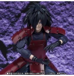 Naruto Shippuden - S.H. Figuarts Uchiha Madara