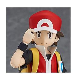 Pokemon - Figma Red