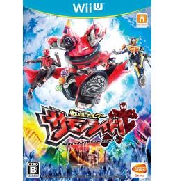 WIIU Kamen Rider : Summon Ride