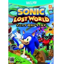 WIIU Sonic Lost World