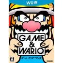 WIIU Game & Wario