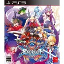 PS3 BlazBlue : Central Fiction