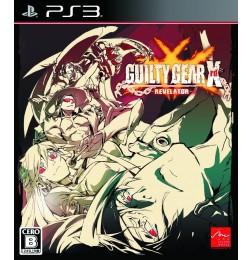 PS3 Guilty Gear Xrd -REVELATOR-