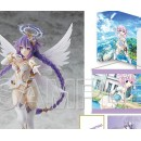 Yonmegami Online Cyber Dimension Neptune - Purple Heart 1/7
