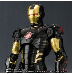 Iron Man - S.H. Figuarts Iron Man Mark 3 - Marvel Age of Heroes Exhibition Commemoration Color