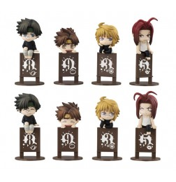 Ochatomo Saiyuki Reload Blast (box of 8)