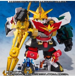 SD Gundam Gaiden Kikoushin Densetsu - Kikoushin set of 5