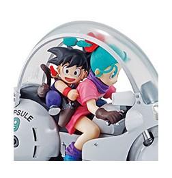 Dragon Ball - Desktop Real McCoy Son Goku & Bulma
