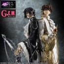 Code Geass R2 - G.E.M Series CLAMP works in Lelouch & Suzaku