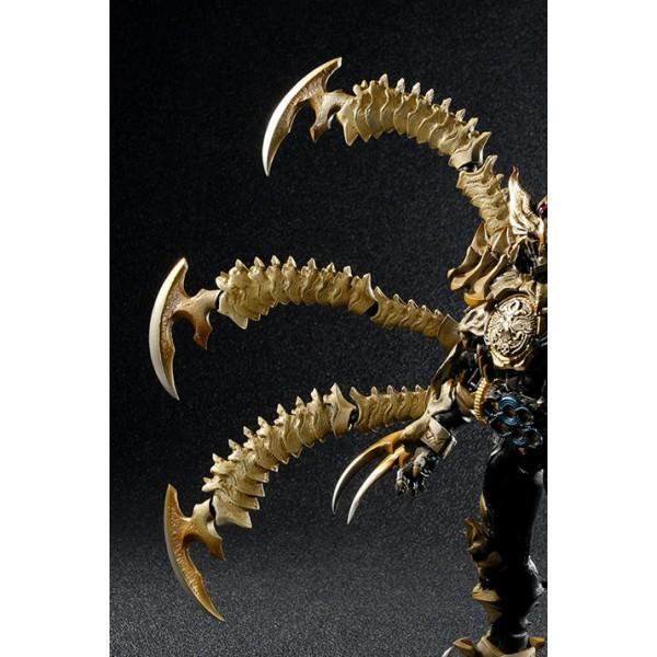 S I C Kamen Rider OOO Shocker Boss - Big in Japan