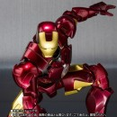 Iron Man - S.H. Figuarts Iron Man Mark 4