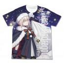 Fate/Grand Order - Rider / Altria Pendragon (Santa Alter) Full Graphic T-shirt