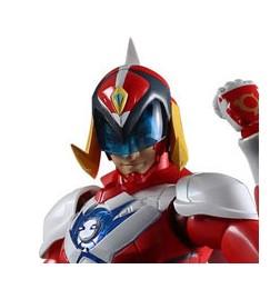 Tatsunoko Heroes Fighting Gear - Infini-T Force: Polymar Fighting Gear ver.