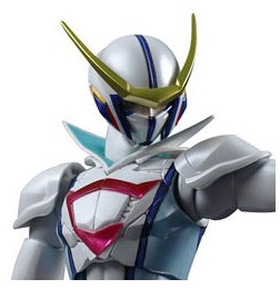 Tatsunoko Heroes Fighting Gear - Infini-T Force: Casshern Fighting Gear ver.