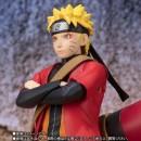 NARUTO Shippuden - S.H. Figuarts Uzumaki Naruto Sennin Mode -Kanzenban-