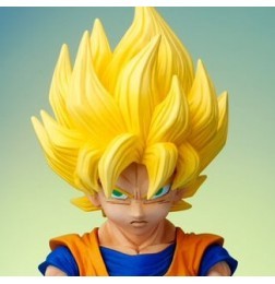 Dragon Ball Z - Deforeal Son Goku Super Saiyan ver.