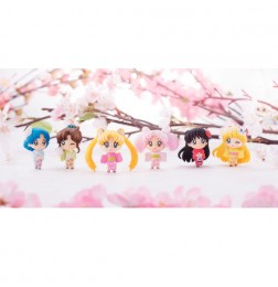 Sailor Moon - Petit Chara Minna de Omatsuri-hen Sakura ver. (box of 6)