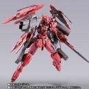 METAL BUILD - Gundam Astraea TYPE-F (GN HEAVY WEAPON SET)