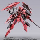 METAL BUILD - Gundam Astraea TYPE-F (GN HEAVY WEAPON SET)