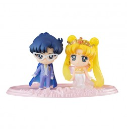 Sailor Moon - Petit Chara Neo Queen Serenity & King Endymion