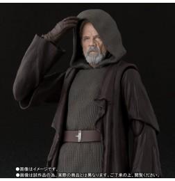 Star Wars The Last Jedi - S.H Figuarts Luke Skywalker