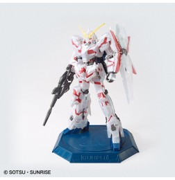 HG 1/144 Unicorn Gundam (Destroy Mode) (Metallic Gloss Injection)