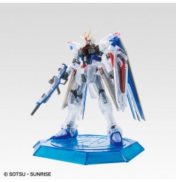 HG 1/144 Freedom Gundam (Clear Color)