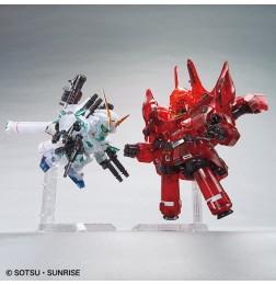 BB Senshi Full Armor Unicorn Gundam & Neo Zeong (Clear Color)