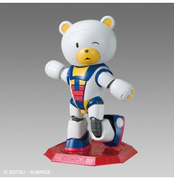 HG 1/144 Beargguy  III (Tricolor Paint)
