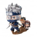 Petit Chara Land NARUTO Shippuden - Hatake Kakashi Special Set - Naruto mo Iruttebayo ! (box of 6)